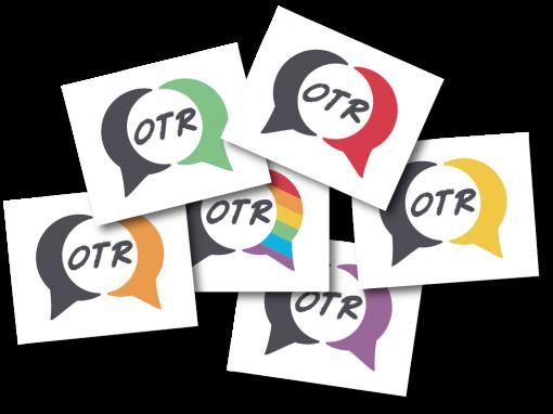 Off the Record – Brand design