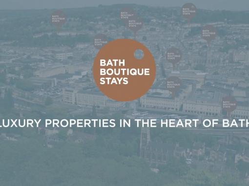 Bath Boutique Stays – Landing Page Film