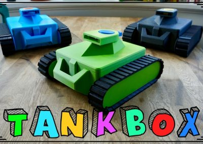 TankBox – Crowdfunding Campaign Film